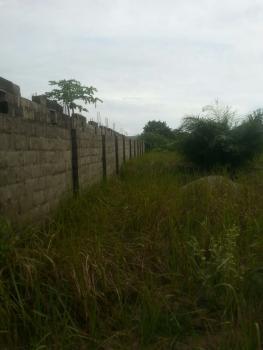 Fully Fenced Acre of Land, By Eleko Beach, Eleko, Ibeju Lekki, Lagos, Mixed-use Land for Sale