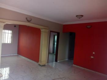 Nice Renovated 3 Bedroom Flat, Pop Ceiling with a Dinning Section, All Tiles Floor, Upstairs, Ipaja, Lagos, Flat for Rent