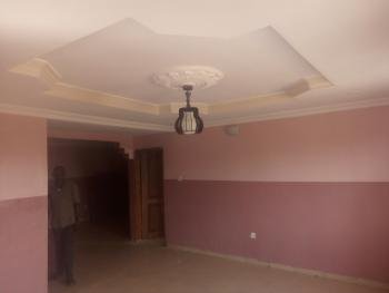 Decent Newly Built 3 Bedroom Flat, All Tiles Floor, Pop Ceiling with Chandelier Fenced Gate Water, Peace Estate, Baruwa, Ipaja, Lagos, Flat for Sale