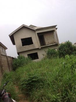 Almost Completed 4 Bedroom Duplex, Abiola Estate, Ipaja, Lagos, Detached Duplex for Sale