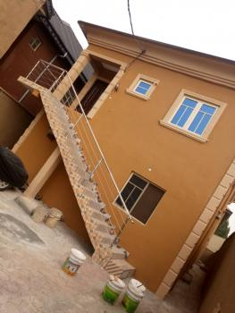 Tastefully Newly Built Mini Flat, All Tiles Floor, Fenced Gate Water Interlocking Compound, Ayobo, Ipaja, Lagos, Flat for Rent