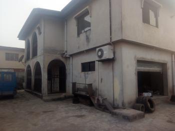 Fine Renovated 2 Bedroom Flat All Tiles Floor with Wardrobe, Agbele Ekoro Abule Egba, Oke-odo, Lagos, Flat for Rent