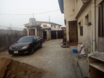 Renovated Mini Flat Bedroom Flat All Tiles Floor with Wardrobe, Abule Egba Ekoro Road, Oke-odo, Lagos, Flat for Rent