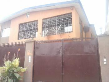 4 Units of 3 Bedroom Flats, with 2 Toilets Each (though 1 Flat Has 3 Toilets), Egbe, Lagos, Block of Flats for Sale