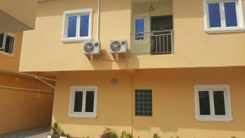 Luxury 3 Bedroom Terraces (each Unit Has 6 Split Unit Air Conditioners), Off Abike Animashaun, Lekki Phase 1, Lekki, Lagos, Terraced Duplex for Rent