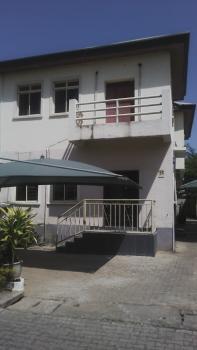4 Bedroom Semi Detached Duplex with Bq, Plot 478, Umaru Dikko Street, Off Ebittu Ukiwe Street, Jabi, Abuja, Semi-detached Duplex for Sale