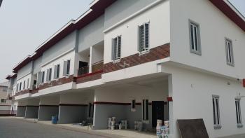 Brand New Four  Serviced Terrace Duplex, Lafiaji, Lekki, Lagos, Terraced Duplex for Sale