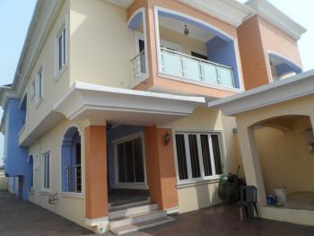Brand New 4 Bedroom Semi-duplex with Bq, Opic, Isheri North, Lagos, Semi-detached Duplex for Rent