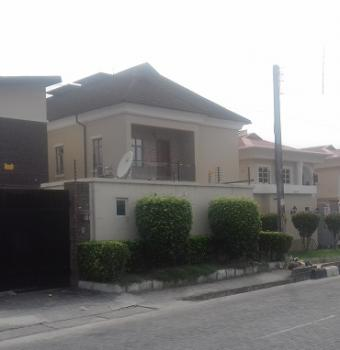 Extra Luxury 5 Bedroom Duplex with 2 Room Bq and Swimming Pool, Lekki Phase 1, Lekki, Lagos, Detached Duplex for Rent