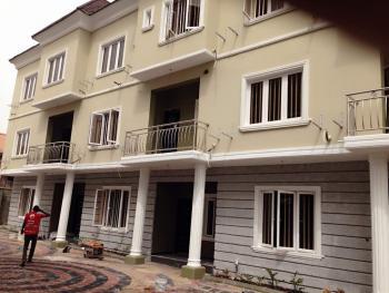 Luxurious 3 Bedroom Terrace Duplex + Bq, Osapa, Lekki, Lagos, Terraced Duplex for Rent
