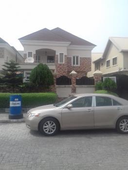 5 Bedroom Fully Detached (self Compound) Duplex, Lekki Phase 1, Lekki, Lagos, Detached Duplex for Rent