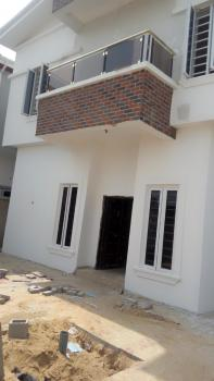 5 Bedroom Fully Detached House, in a Private Estate, Just After Chevron Tollgate, Lafiaji, Lekki, Lagos, Detached Duplex for Sale