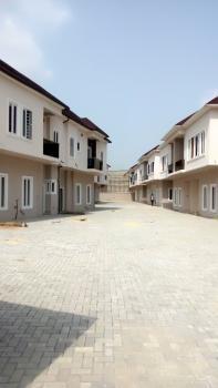 a Tastefully Finished 4 Bedroom Semi Detached Duplex, in a Mini Estate , Just Before Ikota Lekki County, Lafiaji, Lekki, Lagos, Semi-detached Duplex for Sale
