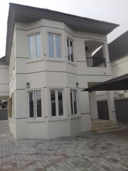 4 Bedroom Fully Detached (self Compound) Duplex, Lekki Phase 1, Lekki, Lagos, Detached Duplex for Rent