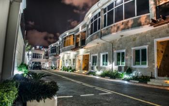 5 Bedroom Serviced Terraced Duplex, Old Ikoyi, Ikoyi, Lagos, Terraced Duplex for Rent