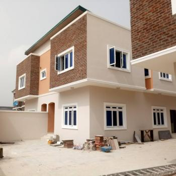 Luxury Brand New 3bedroom Terrace House in Agungi Lekki Lagos, Agungi, Agungi, Lekki, Lagos, Terraced Duplex for Rent