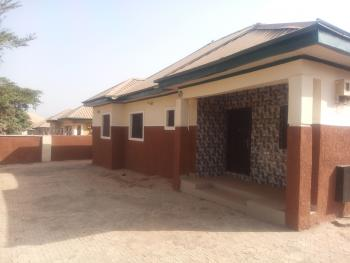 a Nicely Renovated 3 Bedroom Bungalow, Minfa Garden Estate 1, Lokogoma District, Abuja, Detached Bungalow for Rent
