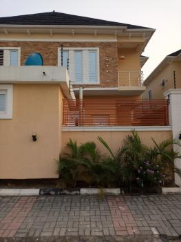 Brand New 4 Bedroom Duplex with Bq, in an Estate Ay Chevron Axis, Lekki Expressway, Lekki, Lagos, Semi-detached Bungalow for Rent