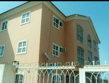 a Block Containing 6 Units of Well Finished and Partially Serviced 2 Bedroom Flats (tenanted), Same Global Estate, By Sunnyvale, Dakwo, Abuja, Block of Flats for Sale