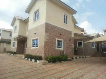 Well Built Detached Duplex with a Total of  9 Bedrooms (main House, Bq and Basement), Sunnyvale Estate, Dakwo, Abuja, Detached Duplex for Sale