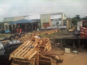2,130 Sq Mtrs Land (c of O), Lagos Road, Mile 12, Kosofe, Lagos, Commercial Land for Sale