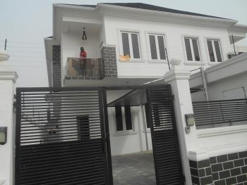 Luxury 4 Bedroom Semi-detached Duplex with Excellent Facillities, Chevron Alternative Route, Chevy View Estate, Lekki, Lagos, Semi-detached Duplex for Sale