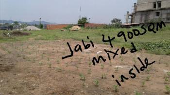 4900 Sqm Land, Jabi, Abuja, Mixed-use Land for Sale