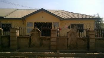 3 Bedroom Semi Detached Bungalow, Post Army Scheme, Kurudu, Abuja, Semi-detached Bungalow for Sale