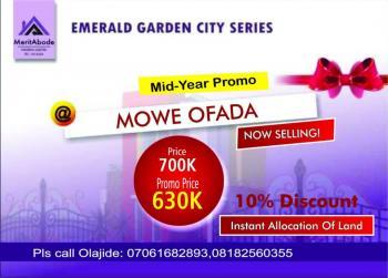 Emerald Garden City, Mowe Ofada, Ogun, Mixed-use Land for Sale