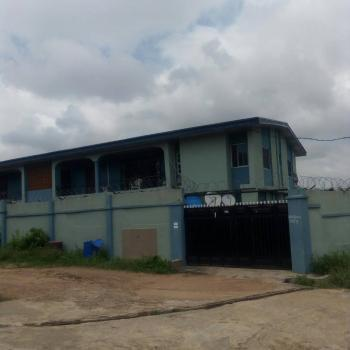 a Block of 4 Flats in 3 Bedroom, Oluyole Estate, Behind Zartech, Oluyole, Oyo, Block of Flats for Sale
