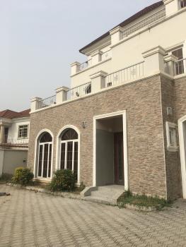 Twin Luxury 5 Bedroom Duplex, Maitama District, Abuja, Detached Duplex for Sale