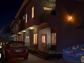 Three Bedroom Terrace, Plot 3, Olutosin Agbetusin Street, Greenfield Estate, Opic, Isheri North, Lagos, Terraced Duplex for Sale
