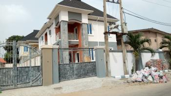 Brand New and Luxuriously Finished Four (4) Bedroom Detached Duplex with Boys Quarter, Agege, Lagos, Detached Duplex for Sale