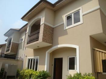 4 Bedroom Semi Detached Duplex Q, Idanre Close, Osborne, Ikoyi, Lagos, Semi-detached Duplex for Rent