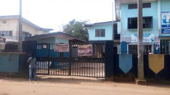10 Rooms Multi Functional Building with 3 Bedrooms Boys Quarters, Along 3rd Cemetery Road, Benin-city, Uselu, Egor, Edo, Plaza / Complex / Mall for Sale