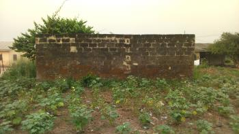 Three Bedroom Uncomplicated Building, Lintel Level, Oha, Along Osubi Eku Road, Warri, Delta, Detached Bungalow for Sale