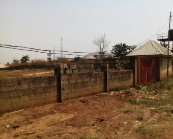 Plot of Land Measuring 6,000sqm( Mini Estate) with Planning Approval for 16 Units of 4 Bedroom Duplex Houses, Jukwoyi, Abuja, Residential Land for Sale