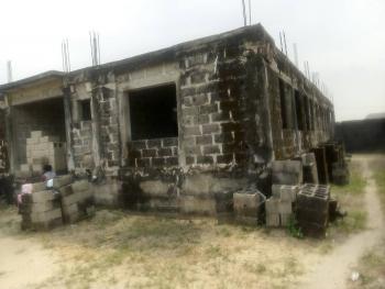 Uncompleted 4 Bedroom Duplex & 2 Nos of 3 Bedroom Flat, Lekki Scheme 2, Lekki Phase 2, Lekki, Lagos, Detached Duplex for Sale