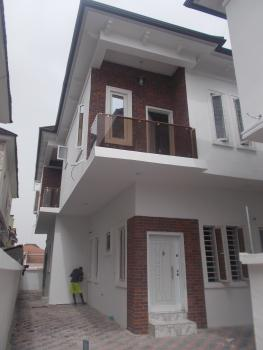 Superb 4 Bedroom Semi Detached Duplex with a Staff Quarters, Idado, Lekki, Lagos, Semi-detached Duplex for Sale