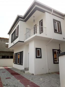 Newly Built 4 Bedroom Detached Duplex with a Maids Room, Fitted Kitchen, All Rooms En Suite, Self Compound, Ologolo, Lekki, Lagos, Detached Duplex for Sale