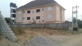 Fenced Build Instantly Buildable & Liveable Residential Land, Beside Goldcourt Estate, Near Jab Luxury Homes Off Abc Cargo Transport, Jahi, Abuja, Residential Land for Sale
