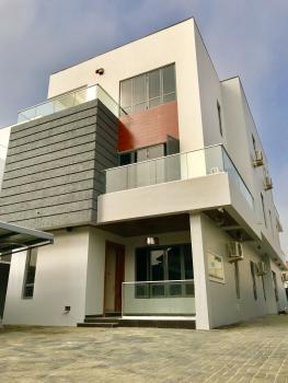 Luxury Five Bedroom Fully Detached House with Two Rooms Bq, Swimming Pool, Cinema, Smart House, Lekki Phase 1, Lekki, Lagos, Detached Duplex for Sale