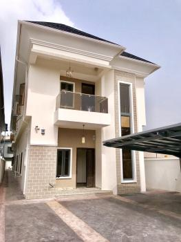 Luxury Five Bedroom Fully Detached House with Two Room Bq and a Swimming Pool, Lekki Phase 1, Lekki, Lagos, Detached Duplex for Sale