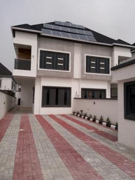 Newly Built 4 Bedroom Semi-detached Duplex with a Maids Room, Ologolo, Lekki, Lagos, Semi-detached Duplex for Sale