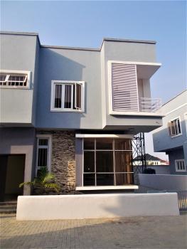Amazingly Finished 4 Bedroom Semi-detached Duplex with a Staff Quarter, Idado, Lekki, Lagos, Semi-detached Duplex for Sale