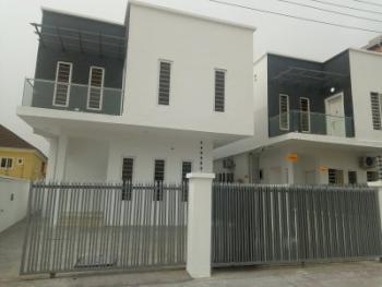 Newly Built and Tastefully Finished 4 Bedroom Fully Detached Duplex, Inside Oral Estate, By Eleganza Bus Stop, Lekki, Lagos, Semi-detached Duplex for Rent