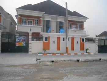 Large 4 Bedroom Semi Detached Duplex, Chevron, Chevy View Estate, Lekki, Lagos, Semi-detached Duplex for Sale