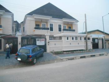 Large 5 Bedroom Semi Detached Duplex, Chevron Alternative Route, Opposite, Chevy View Estate, Lekki, Lagos, Semi-detached Duplex for Sale