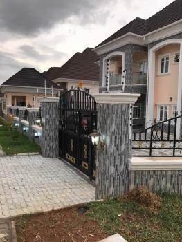 Brand New Well Finished 5 Bedroom Duplex with 2 Room Self-contained Boys Quarters, Off Ibb Way, Behind Gwarinpa Estate, Karsana, Abuja, Detached Duplex for Sale