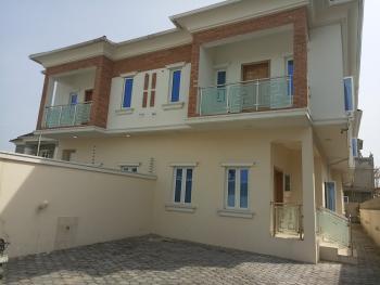 Quick Sale - 4 Bedroom Spacious Duplex with a Bq, Near Spar/ Niccon Town Lekki 1, Ikate Elegushi, Lekki, Lagos, Semi-detached Duplex for Sale